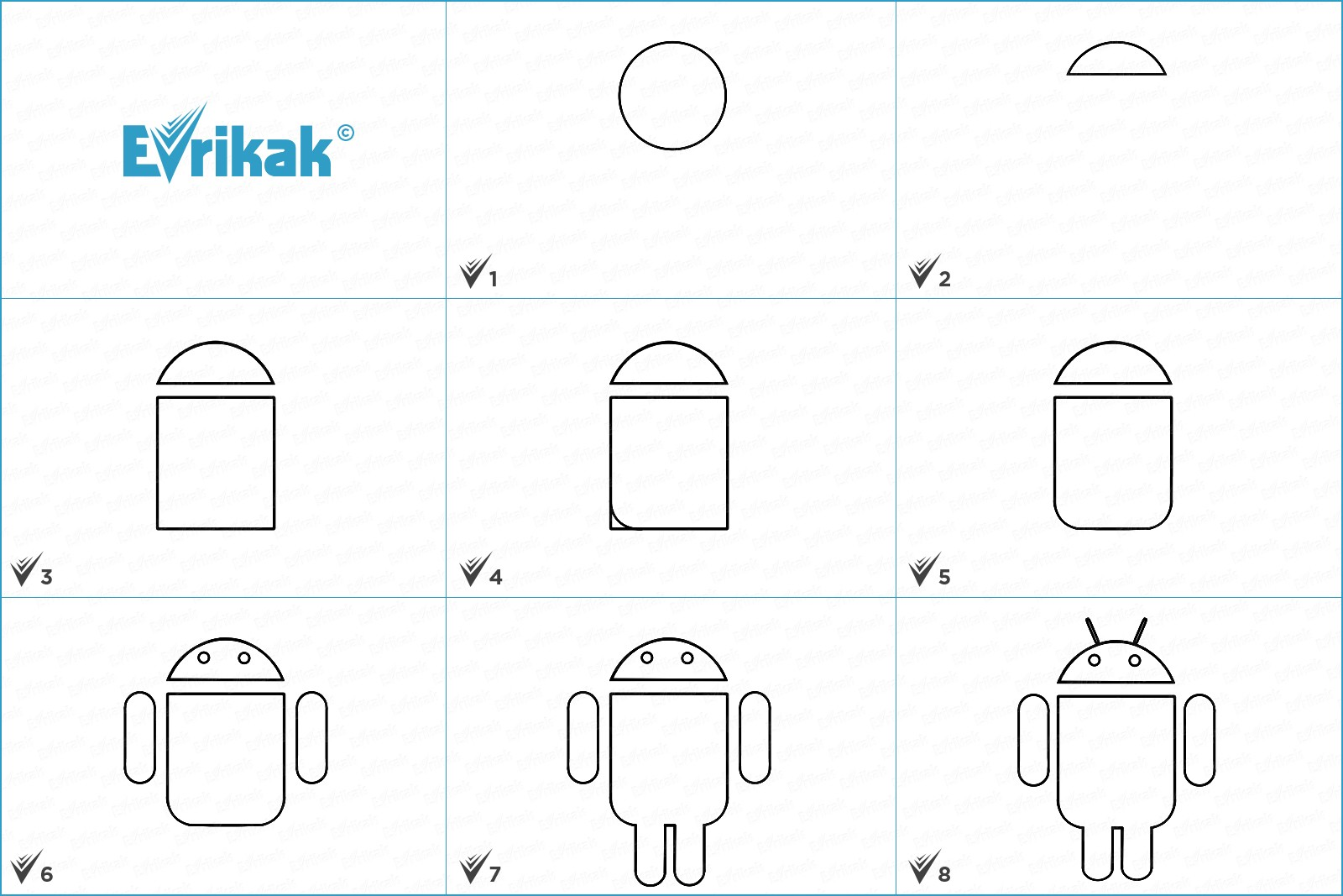 Collage Android-Logo